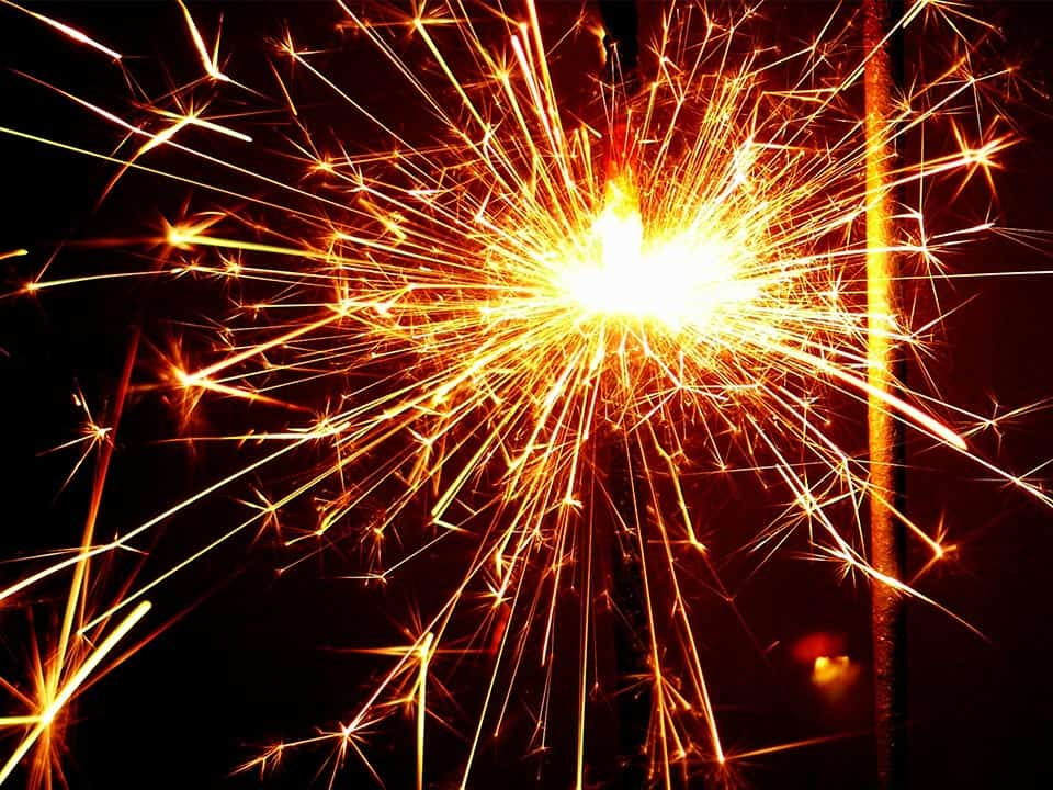 Frohes neues Jahr und guten Rutsch!